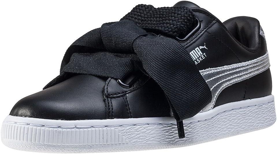 PUMA Basket Heart Explosive Sneaker