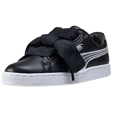 puma basket heart aw lab