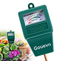 Deals on Gouevn Soil Moisture Meter