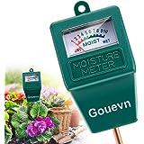 Gouevn Soil Moisture Meter, Plant Moisture Meter Indoor & Outdoor, Hygrometer Moisture Sensor Soil Test Kit Plant Water…