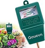 Gouevn Soil Moisture Meter, Plant Moisture Meter Indoor & Outdoor, Hygrometer