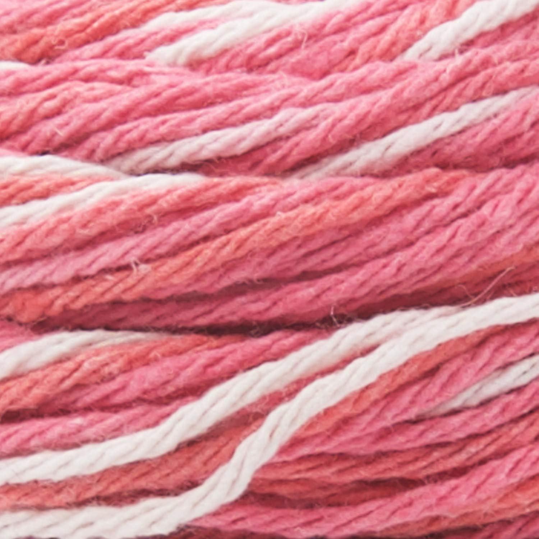 Bubble Gum Lion Brand Yarn Re-Up yarn