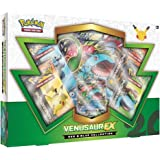 """Pokemon 13919 """"Red and Blue Venasaur-EX"""" Collection Box"""