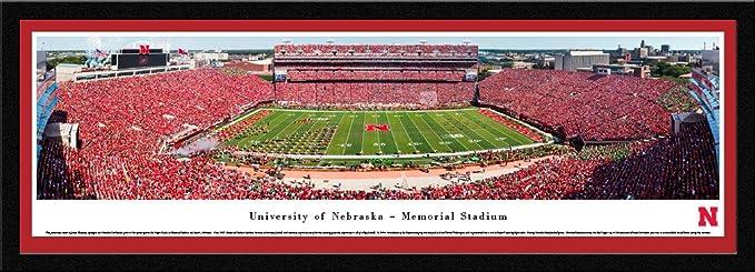 Memorial Stadium University of Nebraska Cornhuskers 2012 Photo 8x10 #1