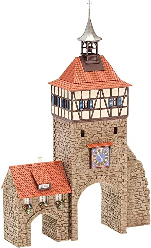 Faller 130400 Historical Town Gate HO Scale Building Kit