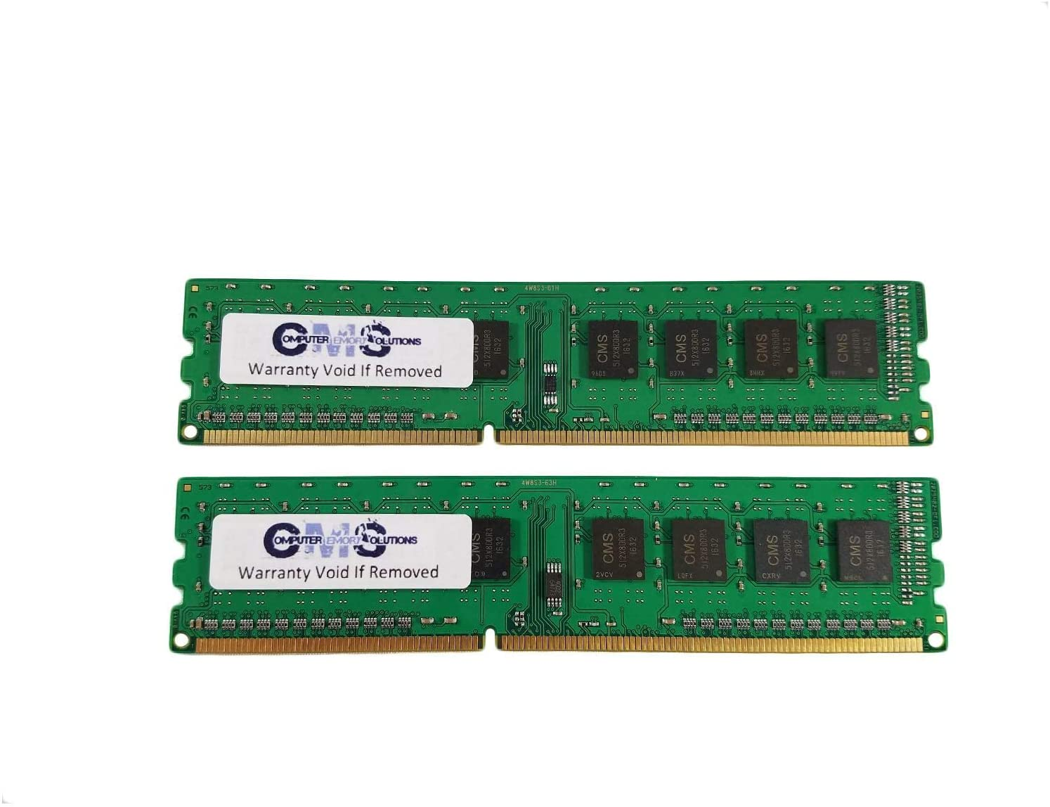 8Gb (2X4Gb) Memory Ram Compatible with Dell Optiplex 7020 Mt/Sff Desktop by CMS A74