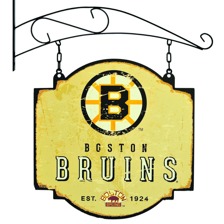 Winning Streak NHL Boston Bruins Vintage Tavern Sign