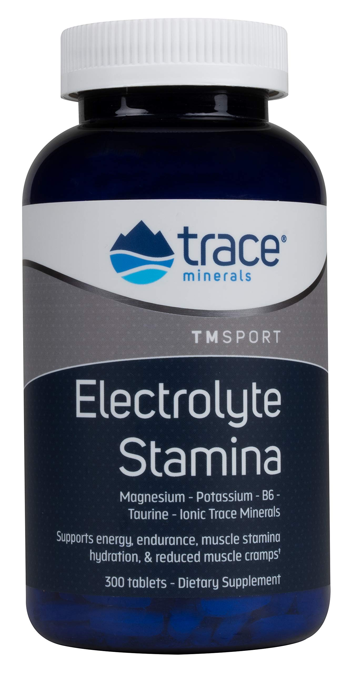 Trace Minerals Research Performance Electrolyte Stamina, High Performance Energy Formula of Balanced Ionic Minerals,