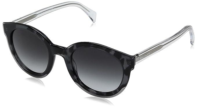 Tommy Hilfiger TH 1437/S 9O, Gafas de Sol Unisex-Adulto, Greyhvn