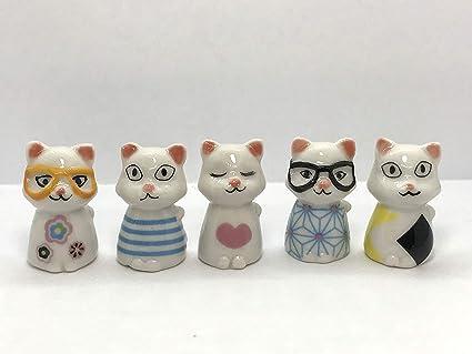 Amazon.com: Tiny Wise Gatos Gatitos Retro Mod Gatos en ...