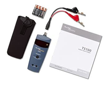 Image result for Fluke Network TS®100 Cable Fault Finder