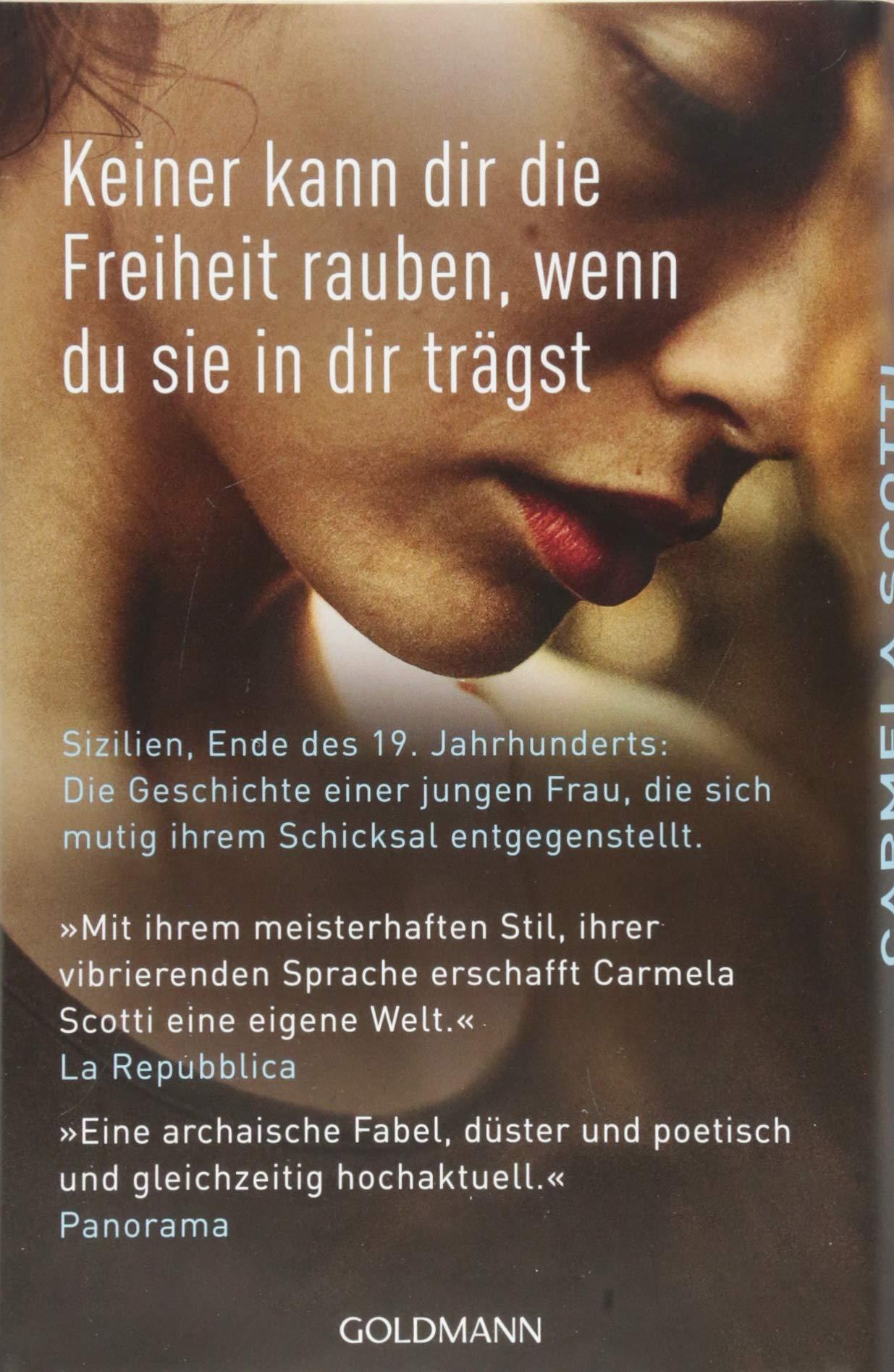 b953a9f570d349 Die Unbeugsame: Roman: Carmela Scotti: 9783442314966: Amazon.com: Books