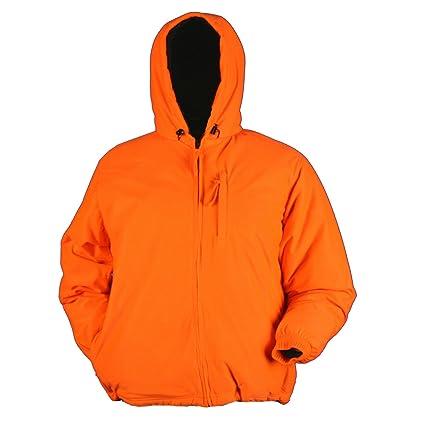 c1b62dba71308 Amazon.com : Gamehide Youth Deer Camp Jacket Large Blaze Orange Y5P ...