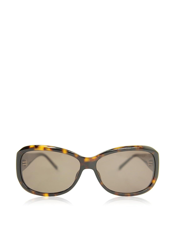 5cf29e80a2b4 Givenchy Sunglasses SGV769 0722 Dark Havana Brown: Amazon.co.uk: Clothing