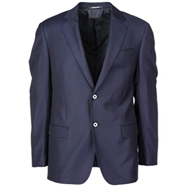 6eb22d4b984b Emporio Armani veste homme blu EU 50 (UK 40) 01GGZ00B020  Amazon.fr   Vêtements et accessoires