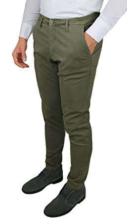 the cheapest high quality arriving Alessandro Gilles - Pantalon - Homme Vert Militaire 44 ...
