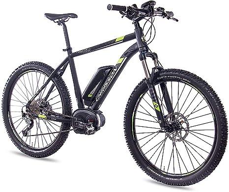 Chrisson, bicicleta eléctrica de 27,5 pulgadas, 1.0 con ...