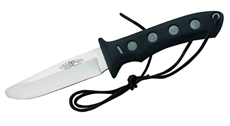 Nieto Messer Cuchillo infantil, color negro: Amazon.es: Hogar