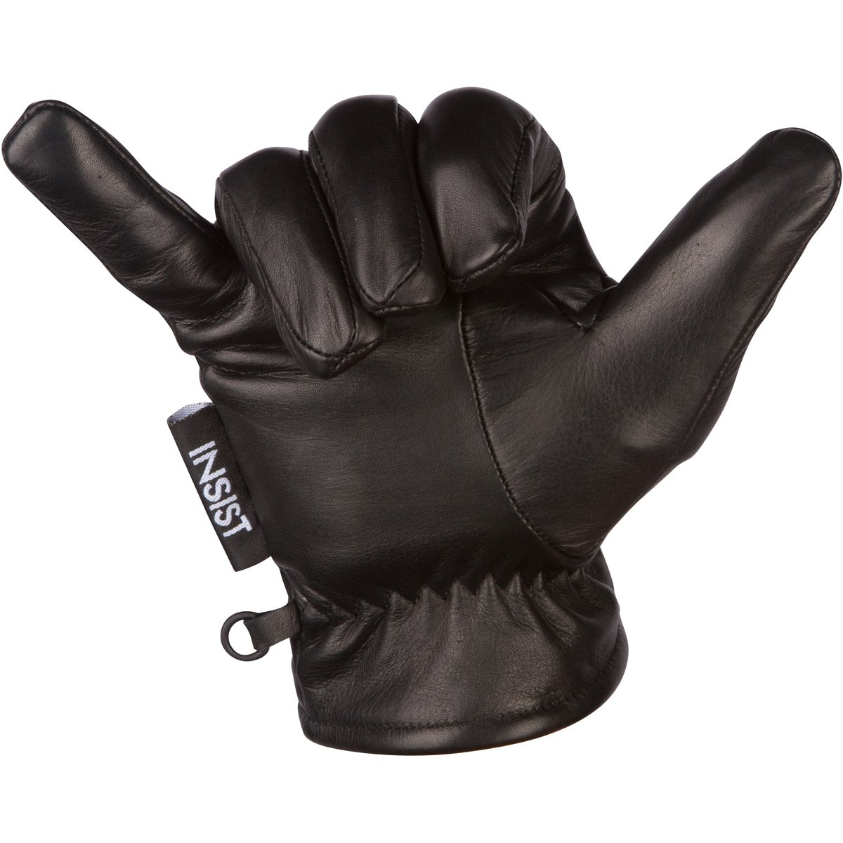 Insist Gear Liner Notes Leather lined motorcycle gloves (X-Large)