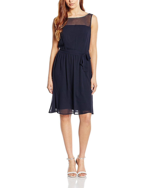s.Oliver Premium Women's Mit Strassschm眉ckung Dress