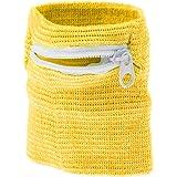 housesweet Dickes Einfarbiges Armband mit Rei/ßverschluss-Handgelenk-Mappen-Schwei/ßband