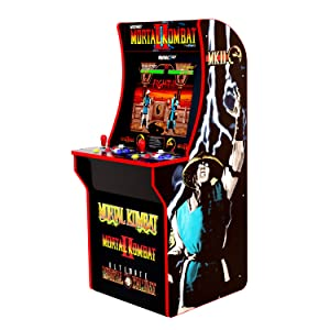 Arcade 1Up Mortal Kombat At-Home Arcade System - 4ft