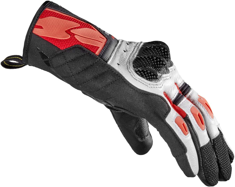 SPIDI Guanti Moto in Pelle G-Carbon Uomo