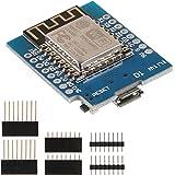 Makerfocus D1 Mini NodeMcu 4M Bytes Lua WiFi Development Board Base on ESP8266 ESP-12F N Compatible NodeMcu Arduino