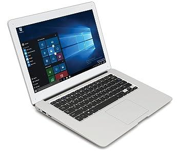 """ODYS Trendbook 14 1.33GHz Z3735F 14.1"""" 1366 x 768Pixeles Color blanco - Ordenador portátil"""