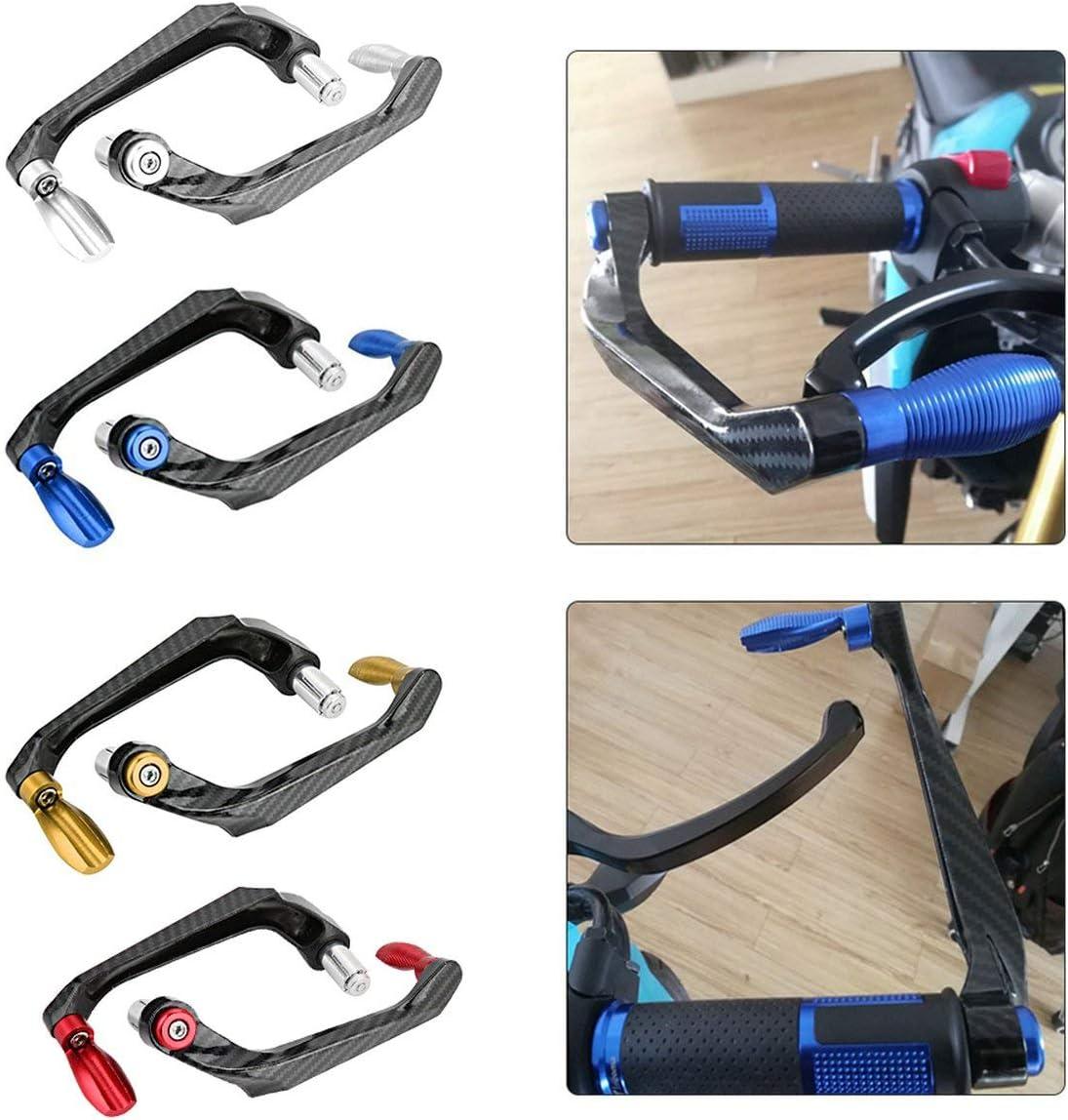 Universel en aluminium moto barre /à main frein levier dembrayage garde protecteur syst/ème Proguard accessoires de moto