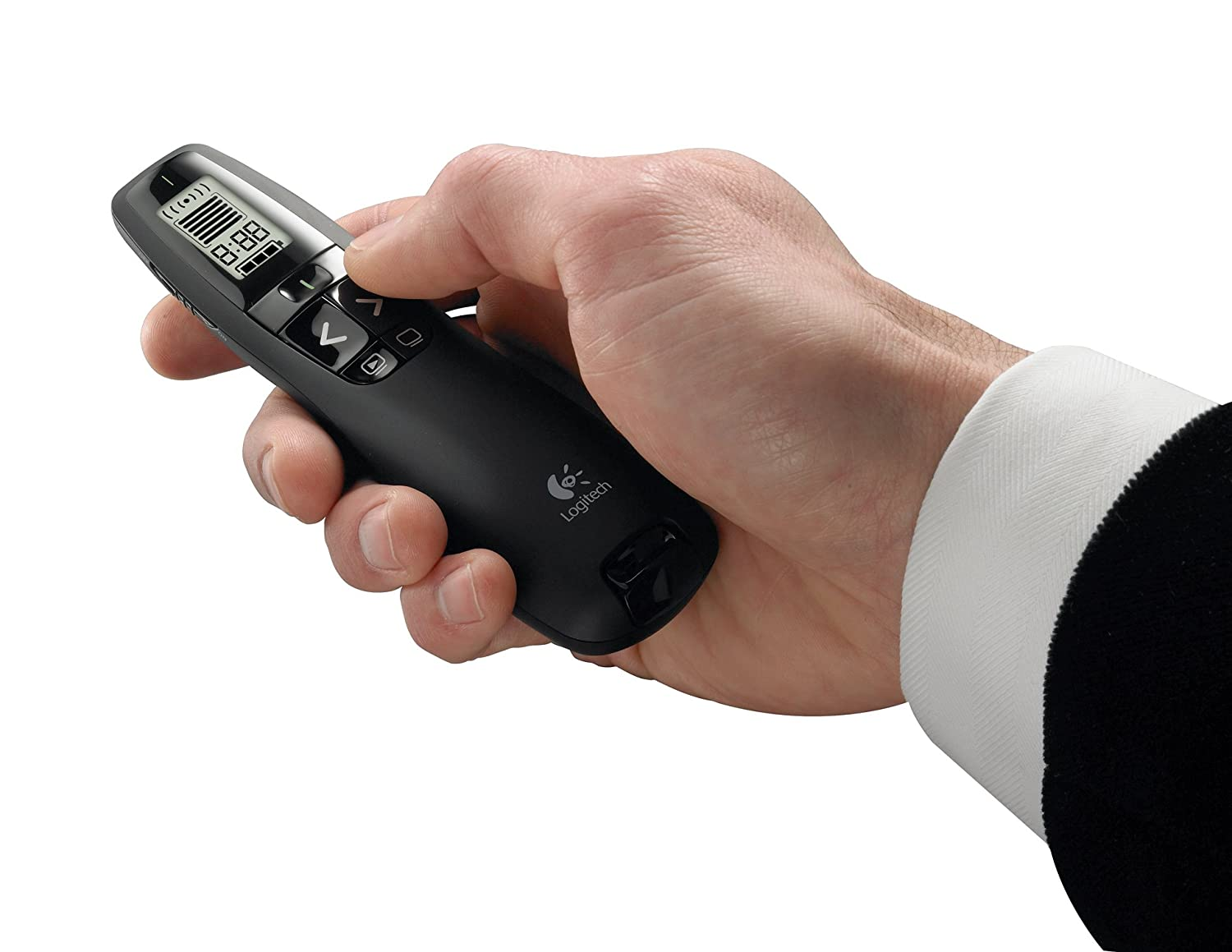 Logitech professional presenter r700 helps you give exceptionally good - Logitech Professional Presenter R800 With Green Laser Pointer Amazon Ca Electronics