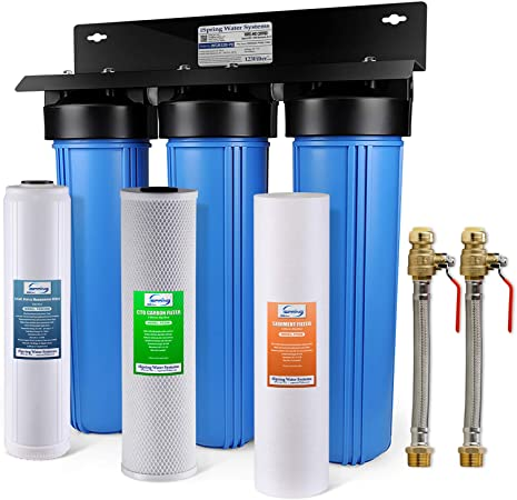 Image result for whole house water filtration system