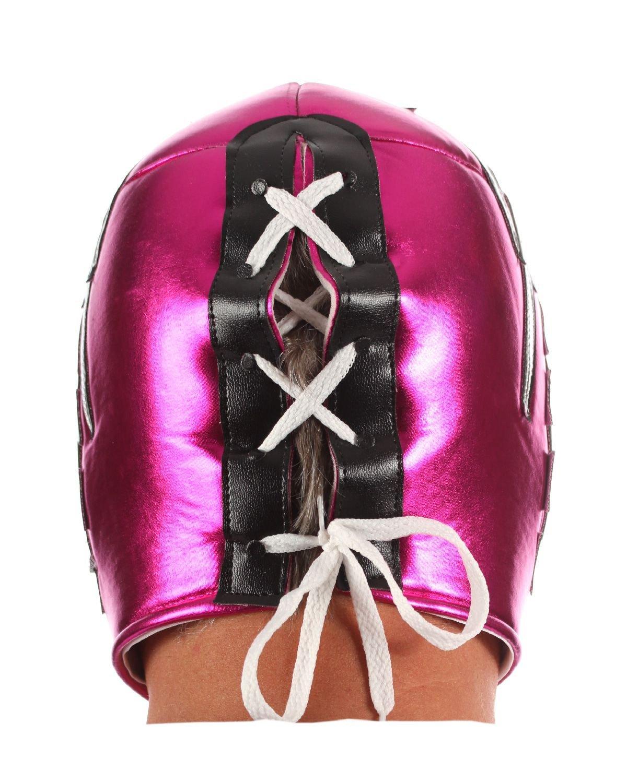 CENO Máscara Wrestling Rosa Gigant Luchador Lucha Libre Ringer Máscaras: Amazon.es: Juguetes y juegos