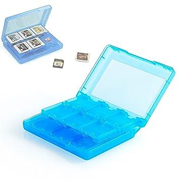 Neuftech Game Card Caja de tarjetas para Nintendo 3DS XL, 2DS ...