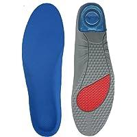 AirPlus Plantillas Airr para zapatos deportivos y de trabajo, para hombre, talla 7 - 13