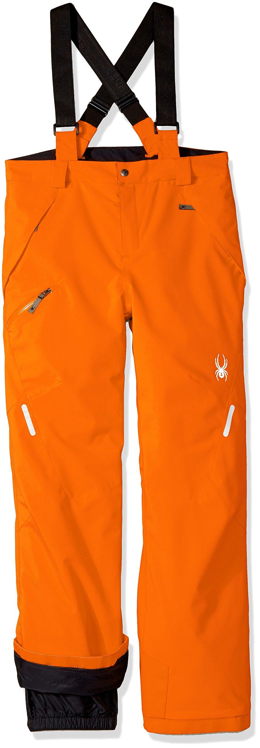 Spyder Boy's Propulsion Ski Pant, Burst, Size 18