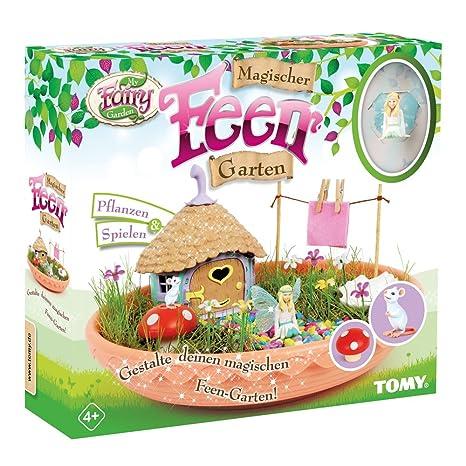 Amazoncom My Fairy Garden Magischer Feen Garten Mit Samen