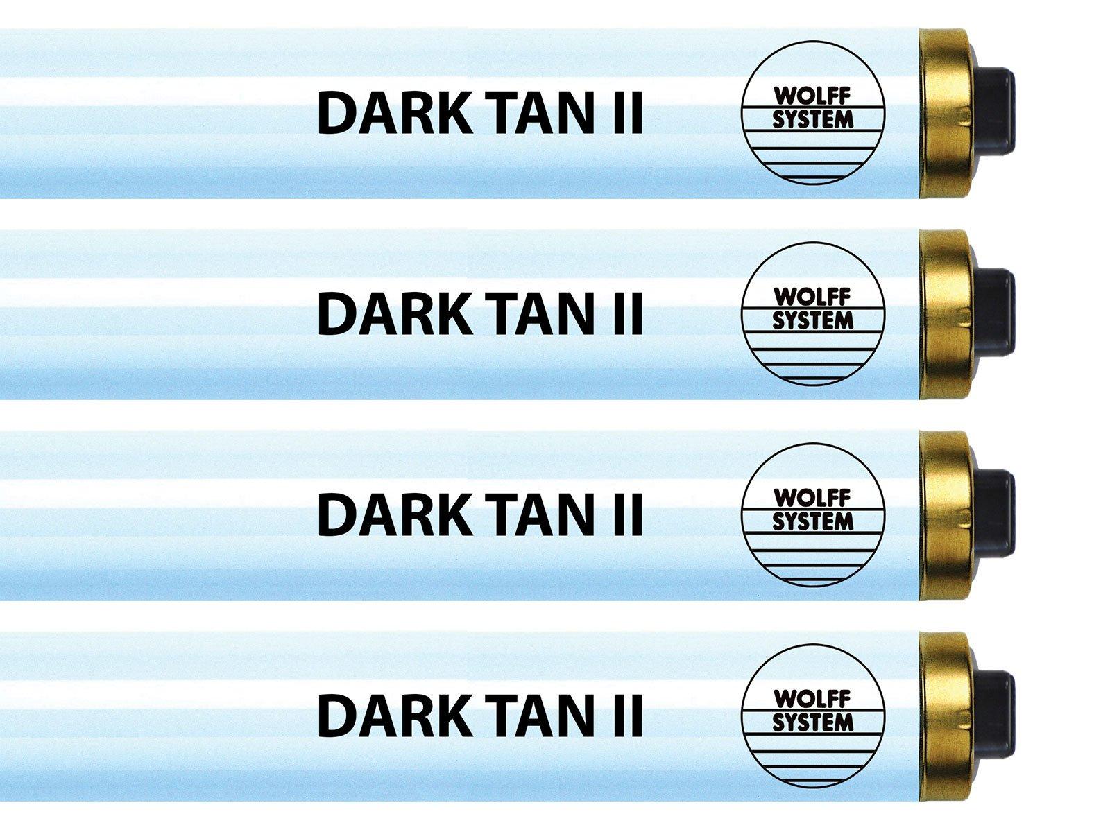 Wolff Dark Tan II F73 100W RDC Tanning Lamp (24)