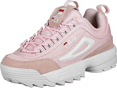 7f1cb6e2 Fila Sneaker Disruptor MESH Low WMN Chalk Pink Taglia 37 - Colore ROSA