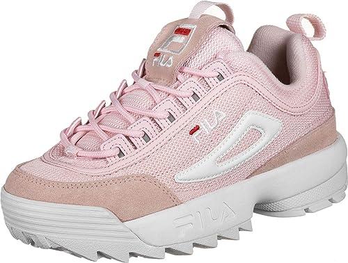 Fila Sneaker Disruptor Mesh Low WMN Chalk Pink