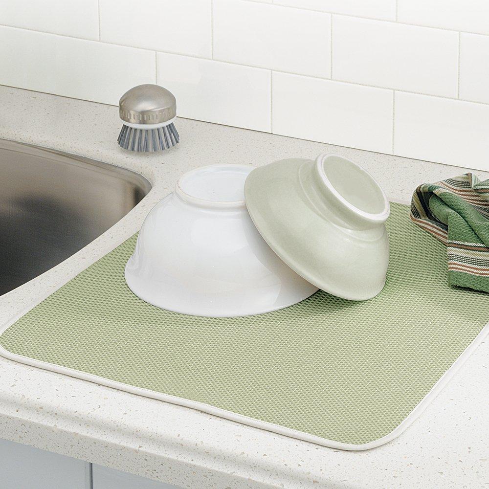 InterDesign Kitchen Countertop Absorbent Drying Image 2