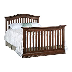Baby Cache Montana Collection Crib Conversion Kit, Brown Sugar