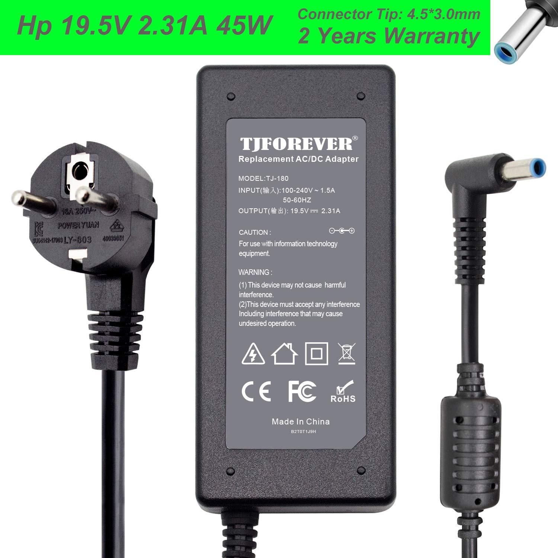 Adaptador Cargador Nuevo y Compatible con port/átiles HP Compaq Presario Pavilion Tablet TC series con punta 4,8mm*1,7mm y 19,5v 3,33a del listado inferior