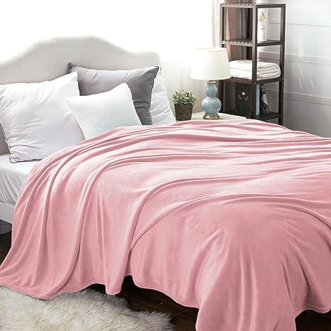 Bedsure Manta para Sofas de Franela 230x270cm - Manta para ...