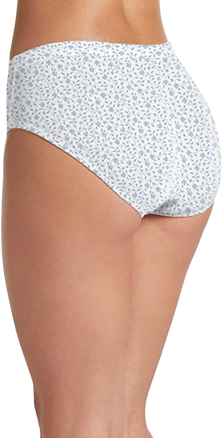 SILVER FOX ASST Jockey 3-Pack Elance Hipsters Breathe Comfort Underwear