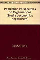 Population Perspectives on Organizations (ACTA Universitatis Upsaliensis) Paperback