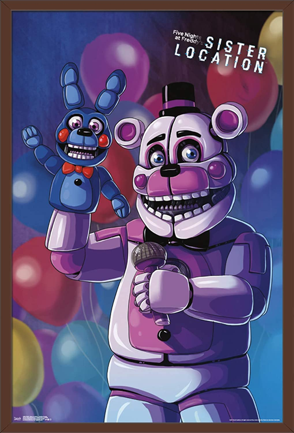 five nights in anime android