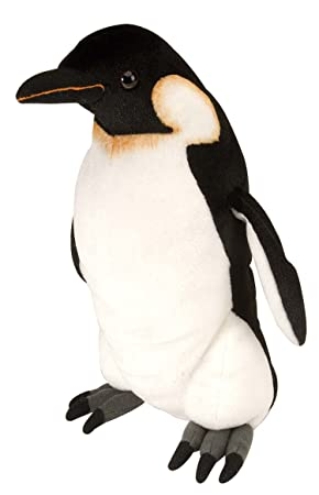 Wild Republic - Cuddlekins, pingüino Emperador de Peluche, 30 cm (11657)
