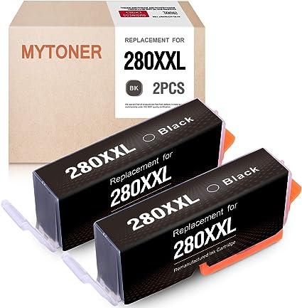 Amazon.com: MYTONER - Cartucho de tinta de repuesto para ...