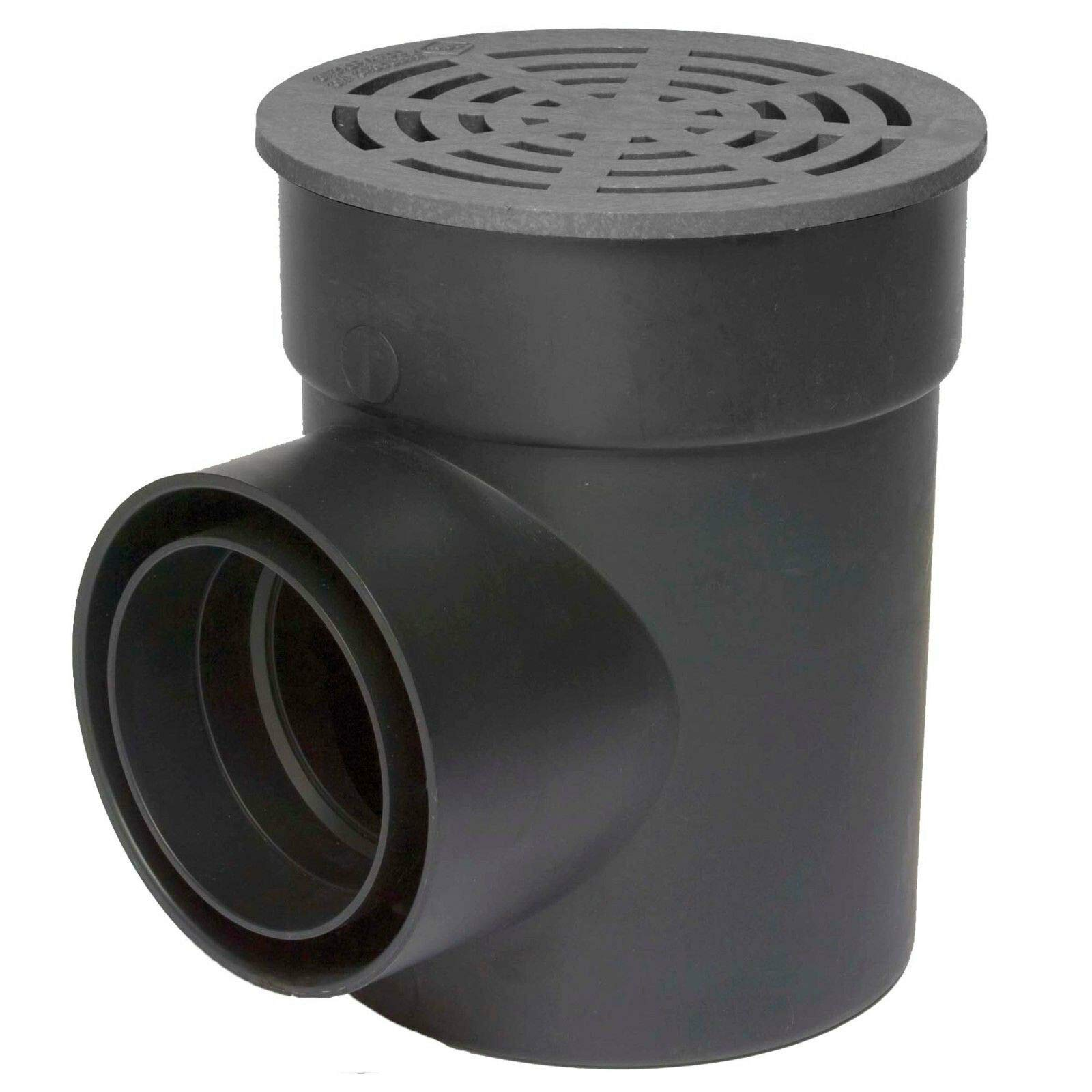 Use for Collecting Flow 6''NDS Speed-D Catch Basin & Grate